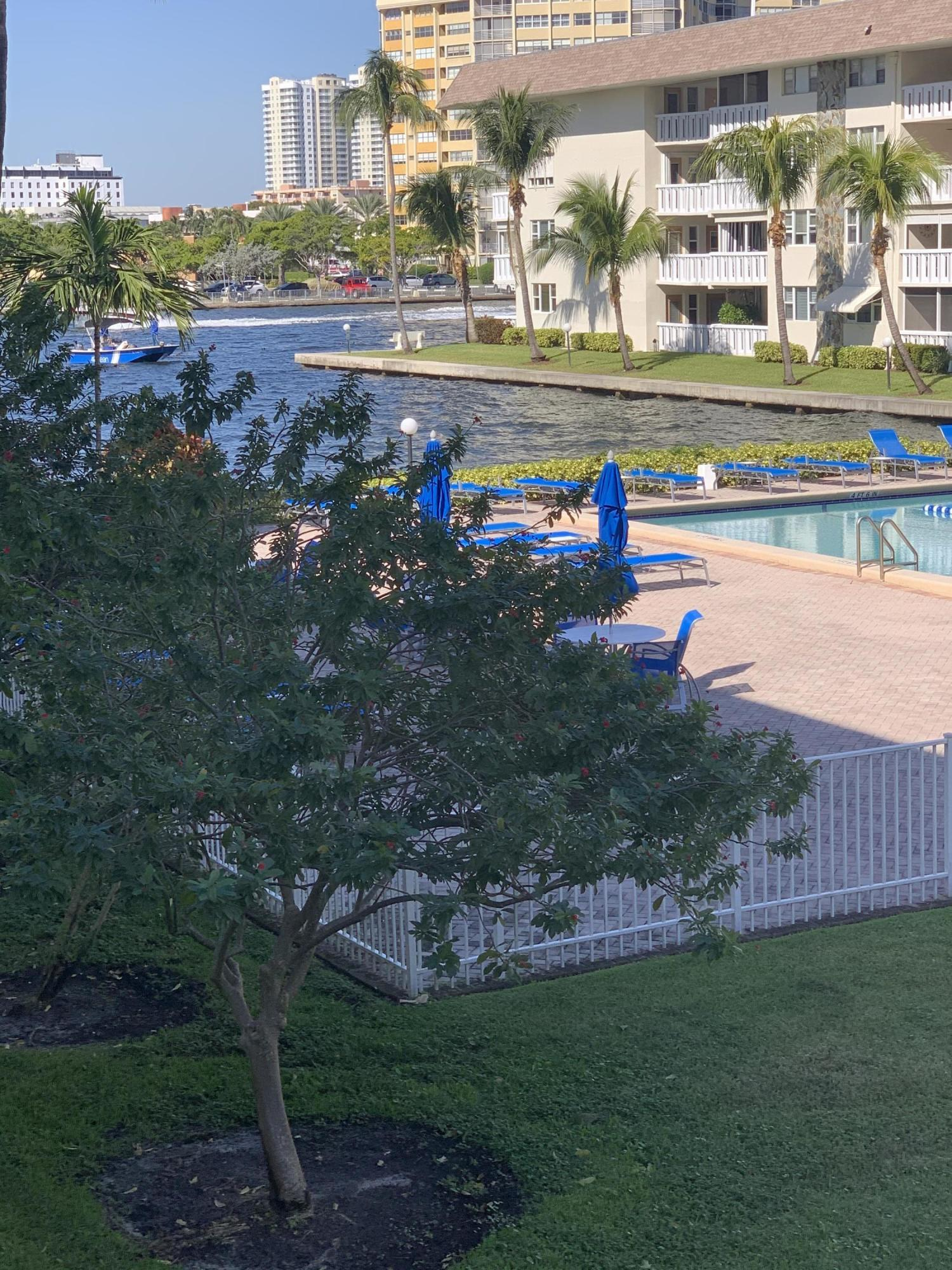 Water view - pool & Intracoastal View