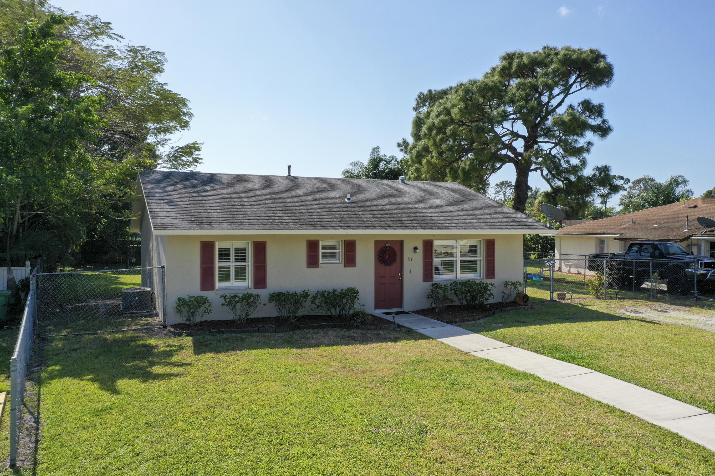 Home for sale in RIVER PARK UNIT 3 Port Saint Lucie Florida