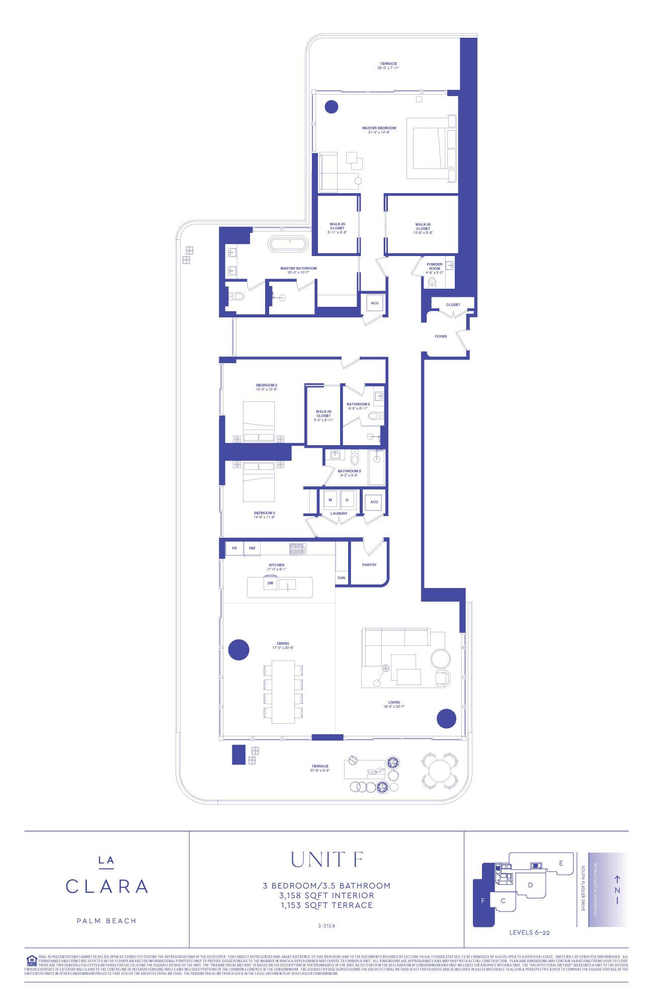 200  Arkona Court 1201 For Sale 10705346, FL