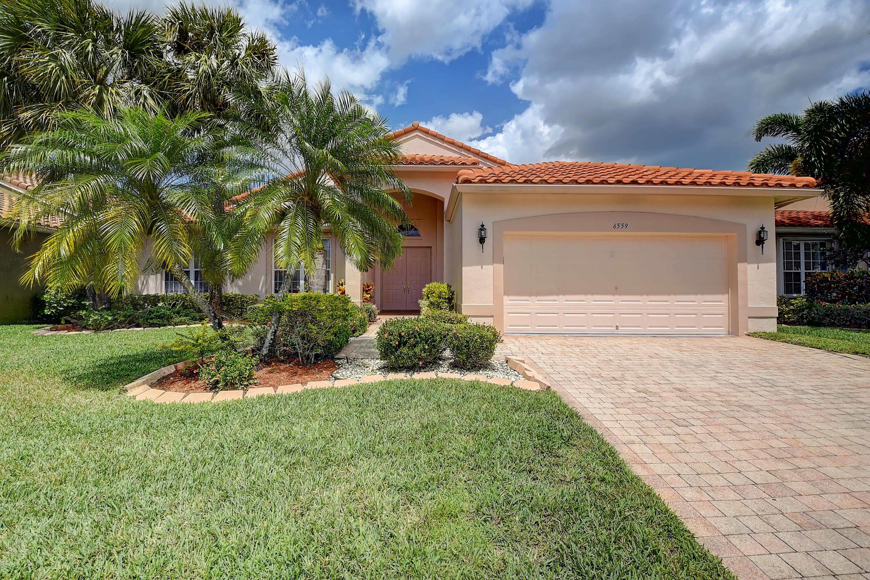 6559 Piemonte Drive  Boynton Beach FL 33472