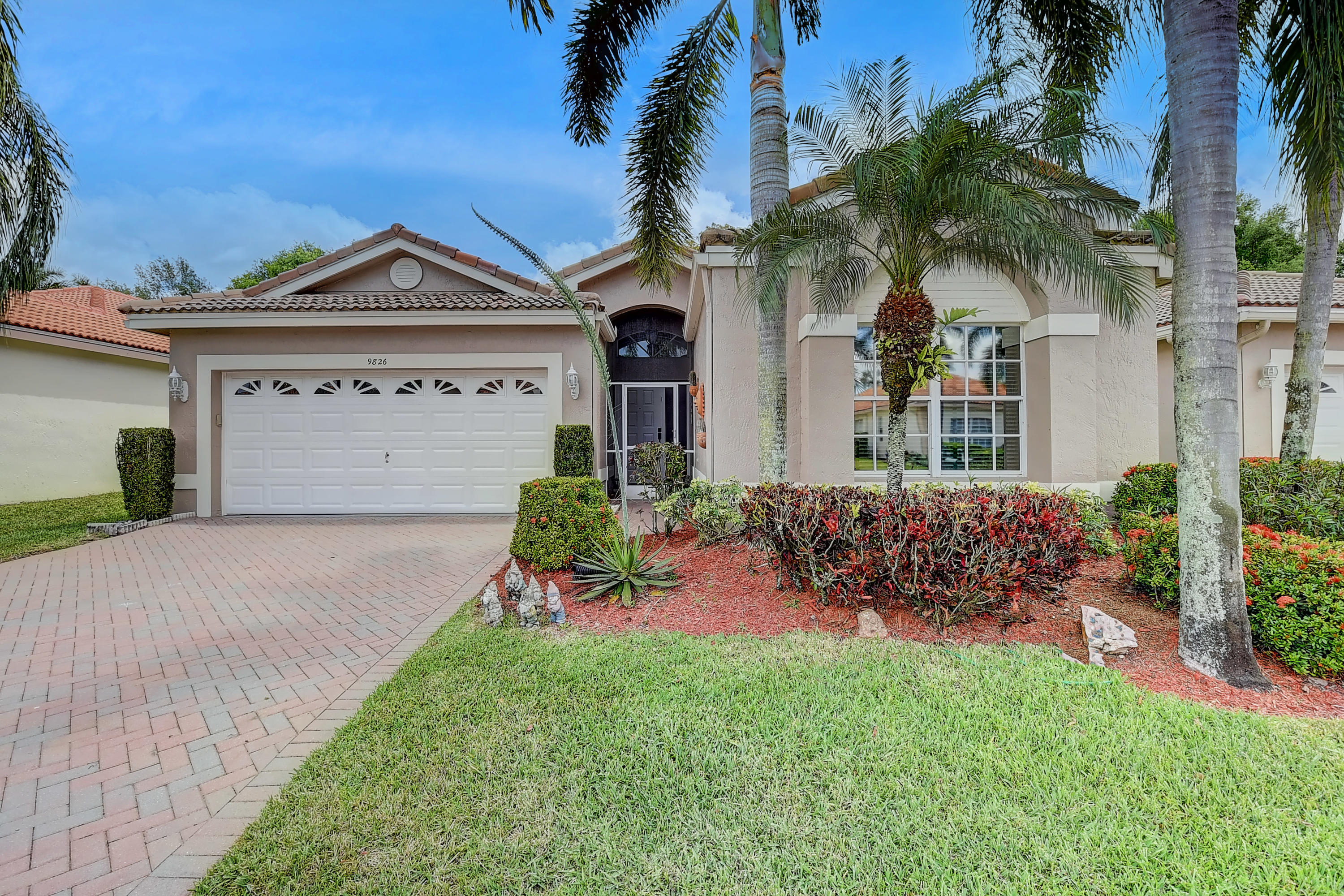 9826 Lemonwood Drive 9826  Boynton Beach FL 33437