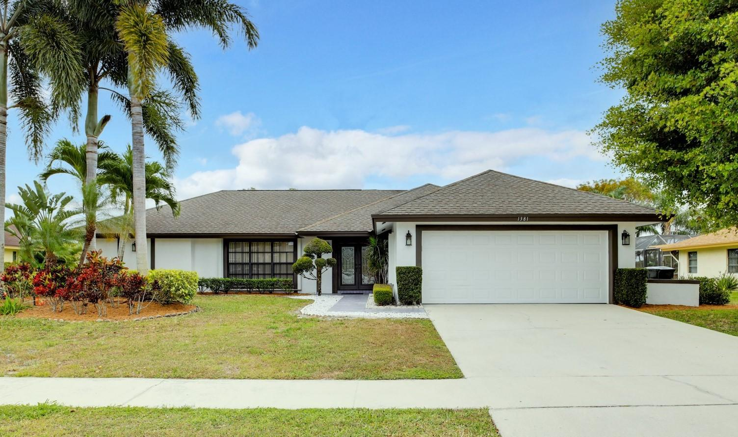 1381 Pine Valley Drive Wellington, FL 33414 photo 1