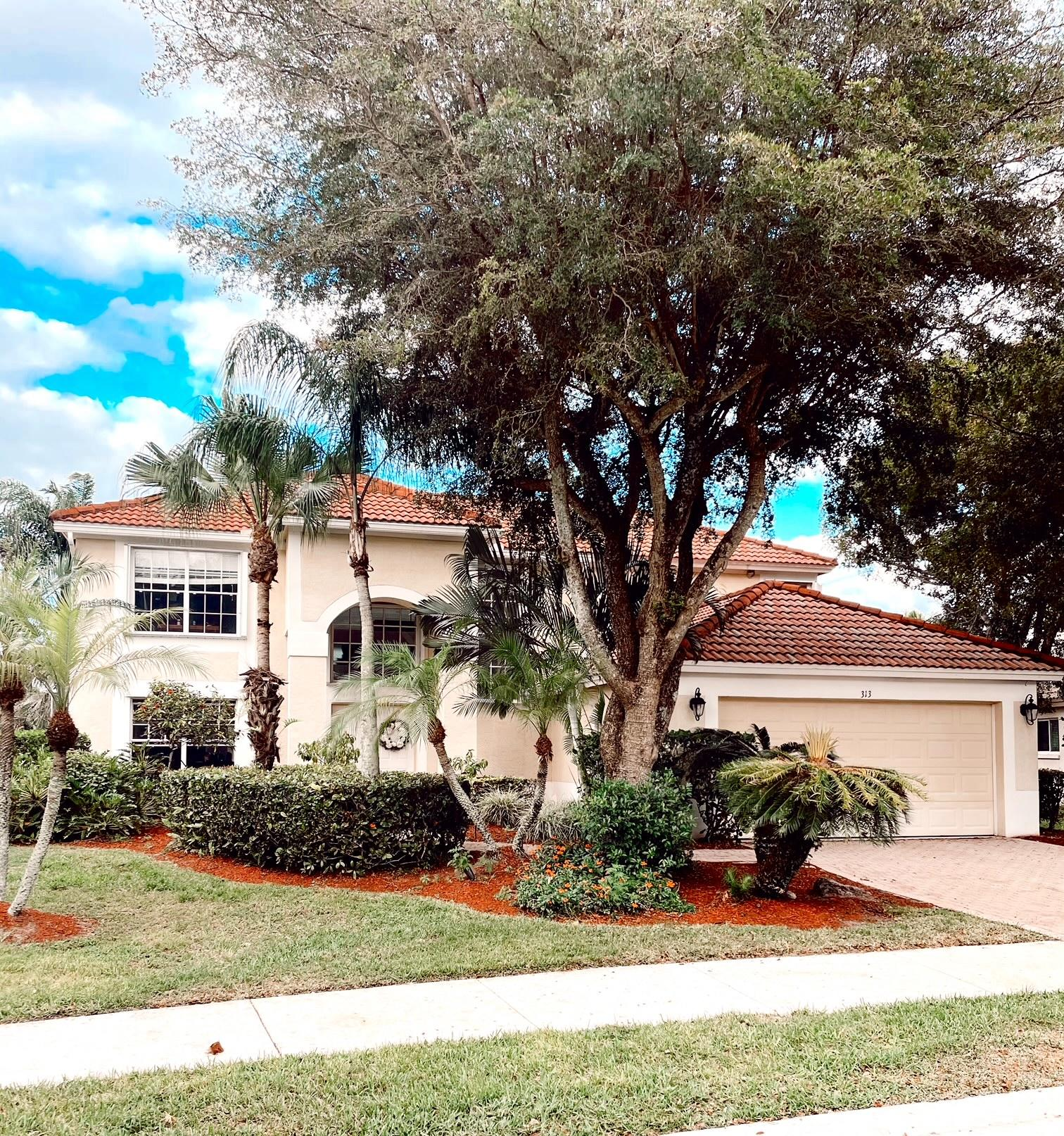 Home for sale in BENT TREE PH 1 Palm Beach Gardens Florida