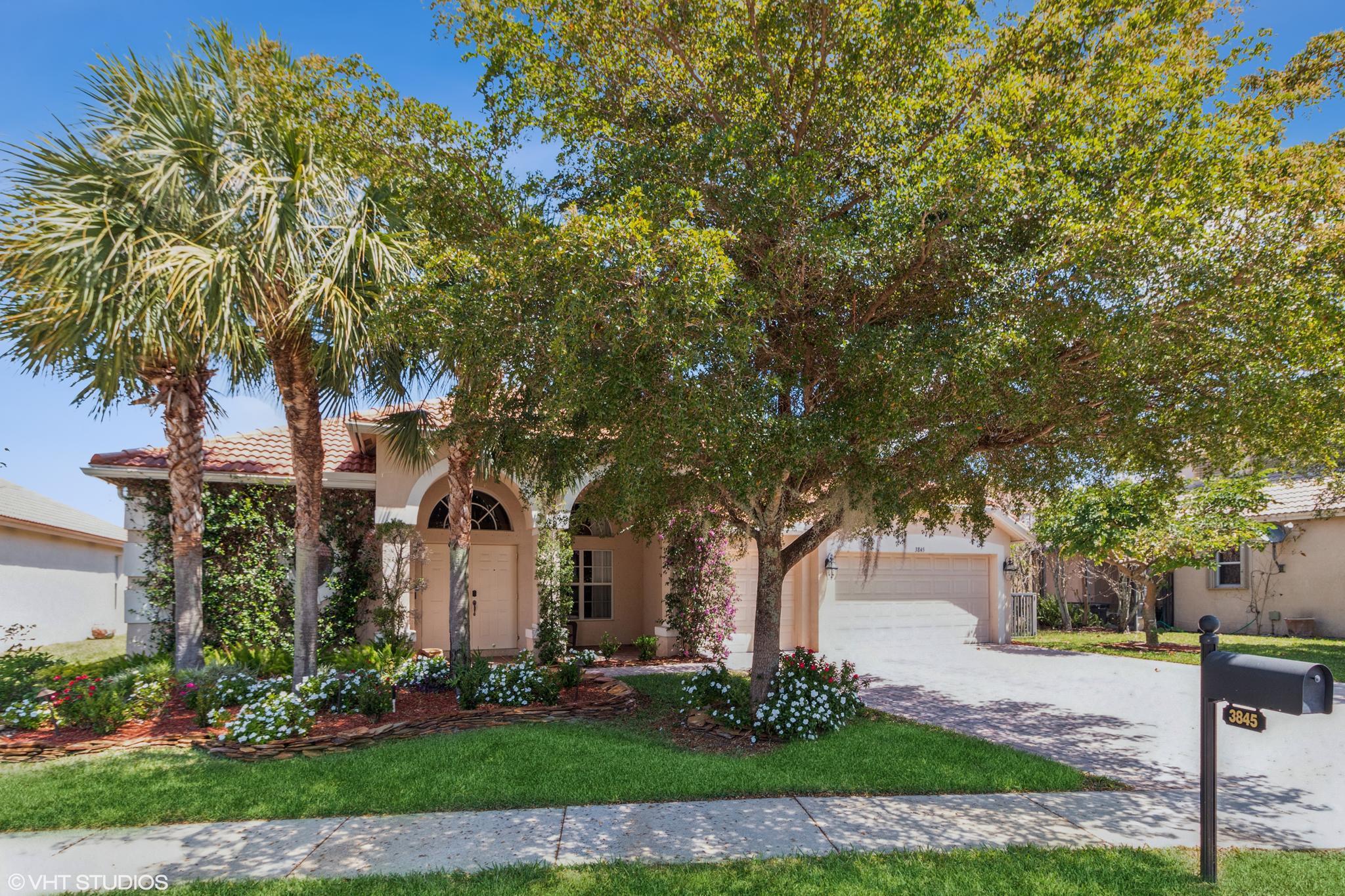 Home for sale in HAMILTON BAY SEC 2 West Palm Beach Florida
