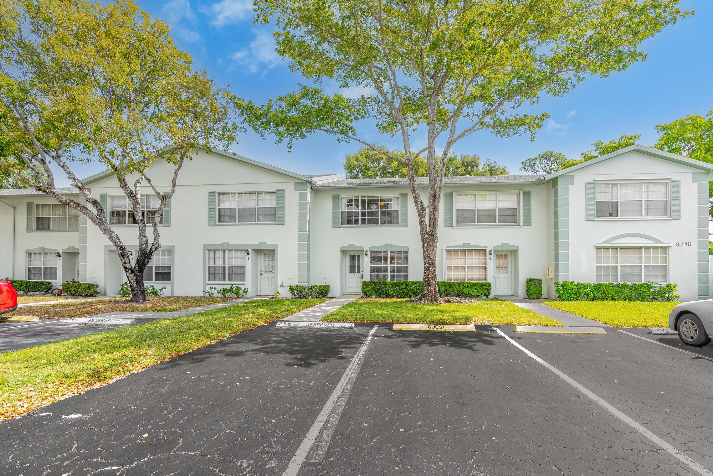3715  Savoy Lane F For Sale 10706235, FL