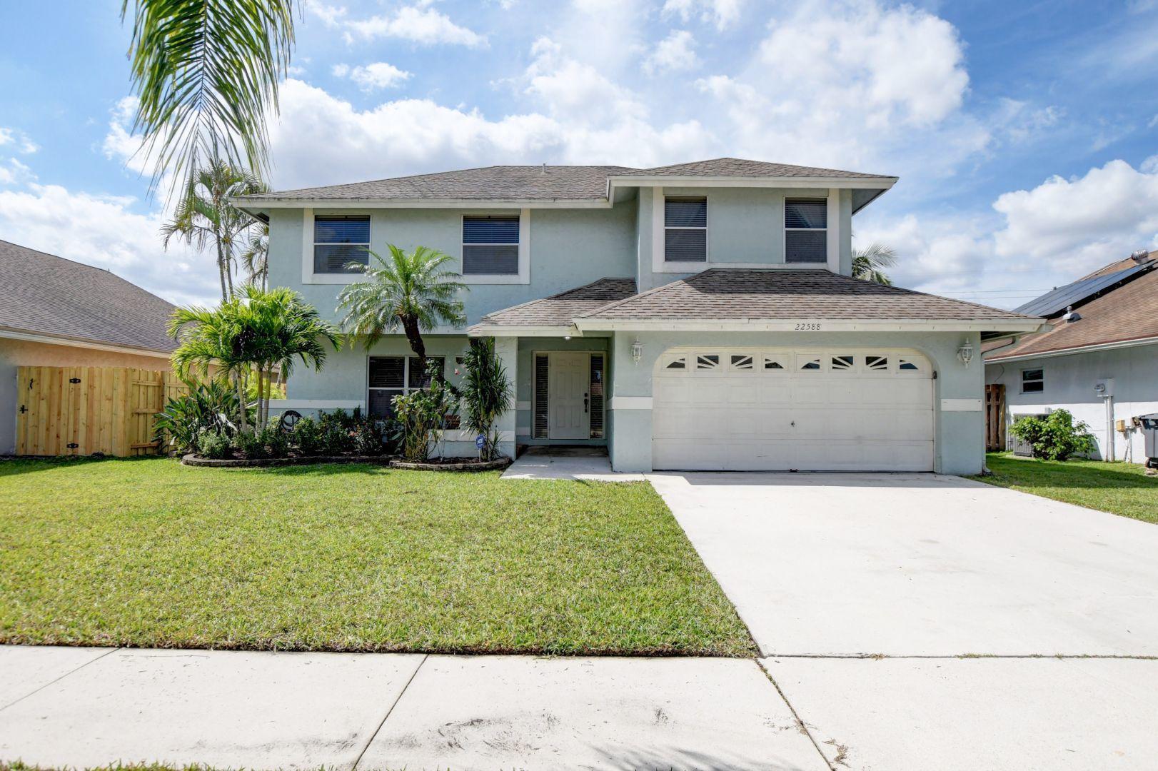 Home for sale in Boca Winds Boca Raton Florida