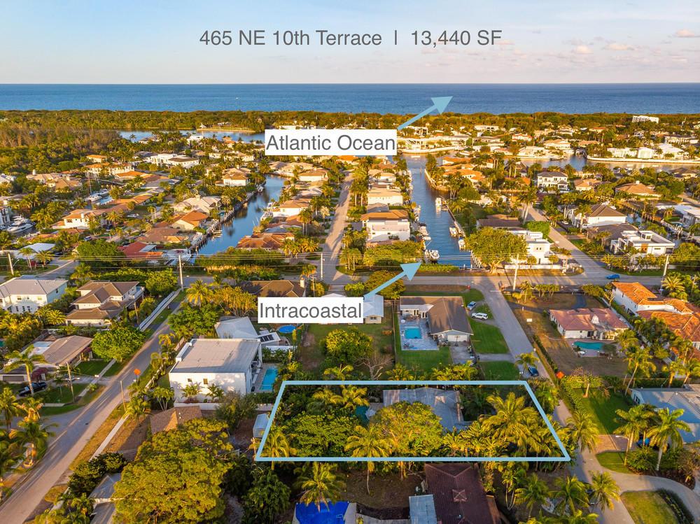 465 NE 10th Terrace  Boca Raton FL 33432