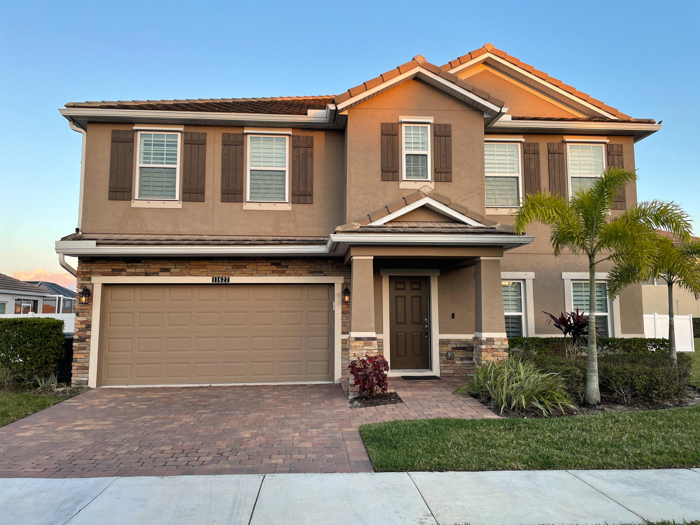 Home for sale in TRADITION PLAT NO 29 Port Saint Lucie Florida