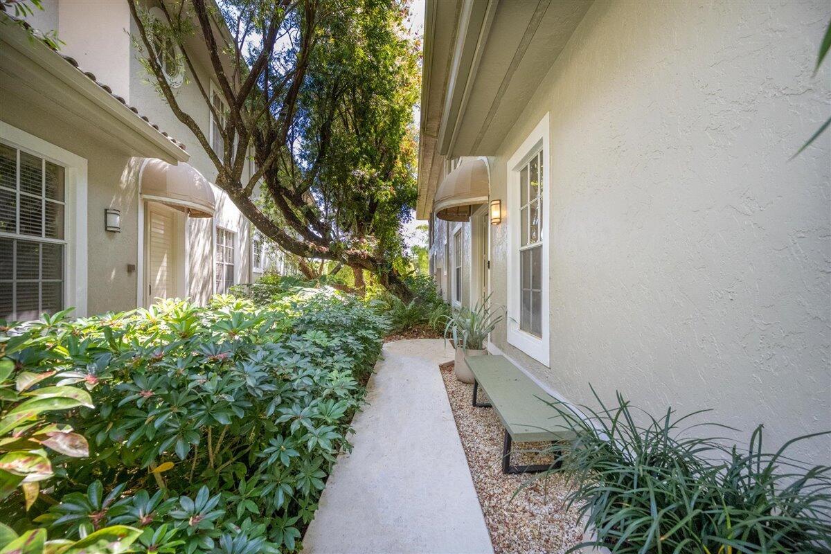 Walkway to Front Door