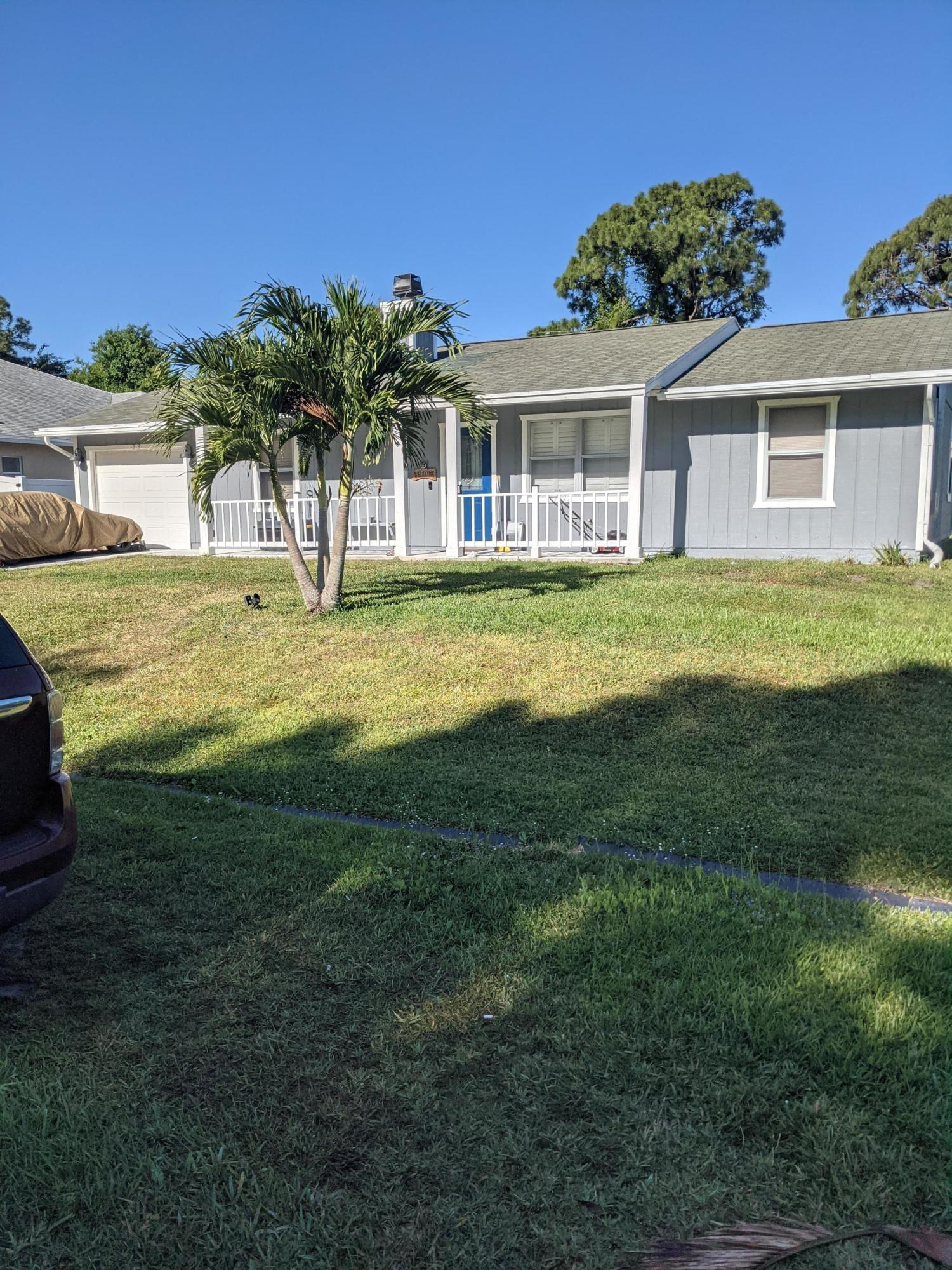 1818 SW Lennox Street Port Saint Lucie, FL 34953
