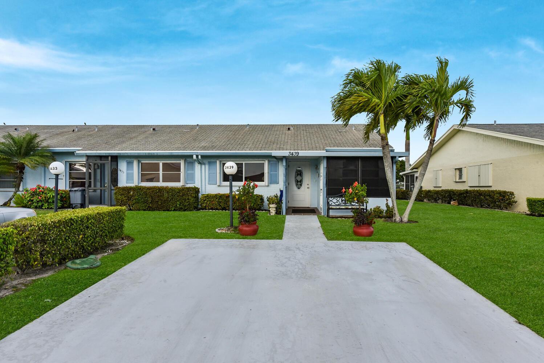 3439 Theo Way West Palm Beach, FL 33417