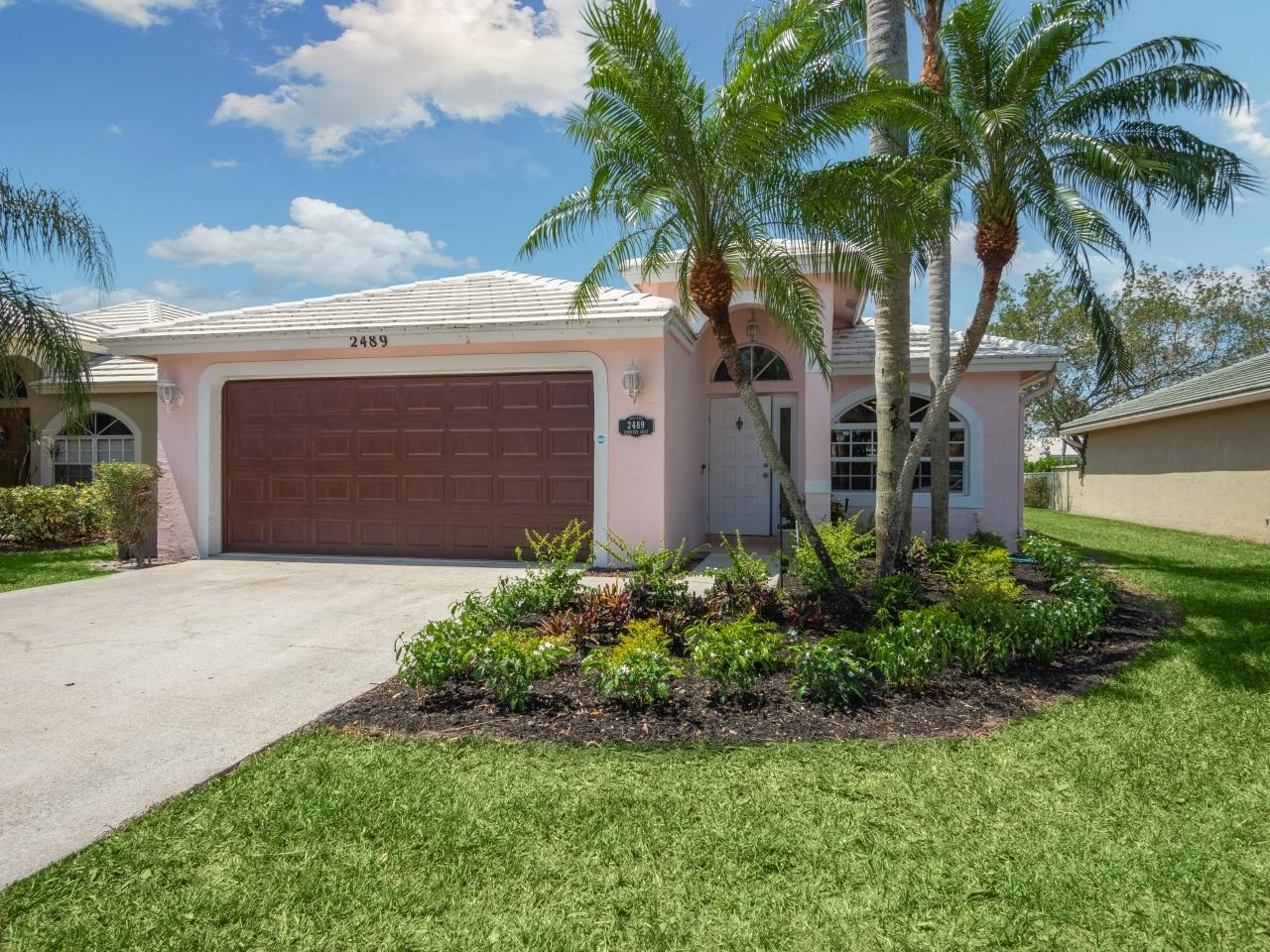 Home for sale in LAKEFIELD OF THE LANDINGS AT WELLINGTON 2B Wellington Florida