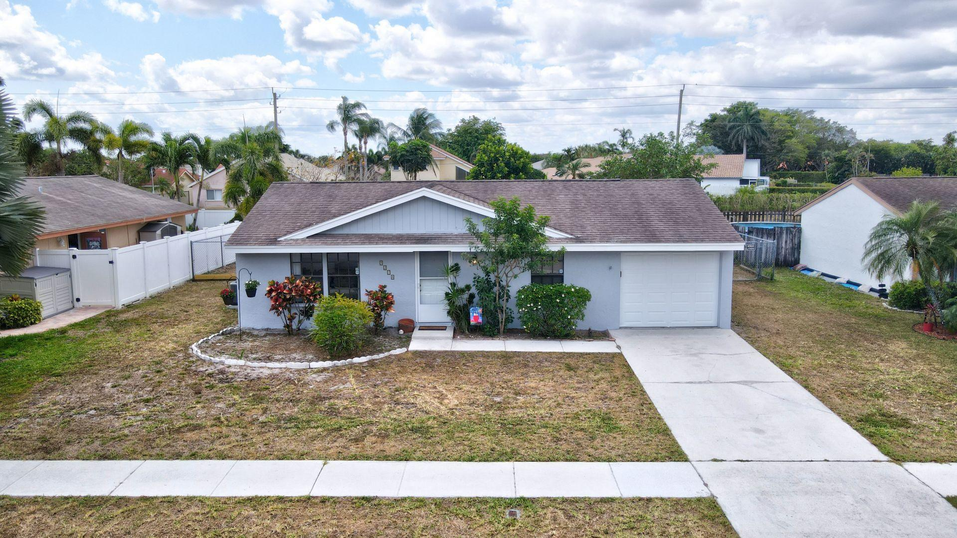 Home for sale in LE CHALET Boynton Beach Florida