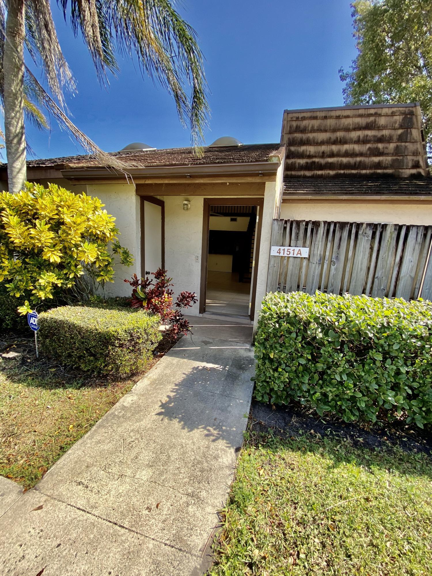 4151 Palm Bay Circle A West Palm Beach, FL 33406