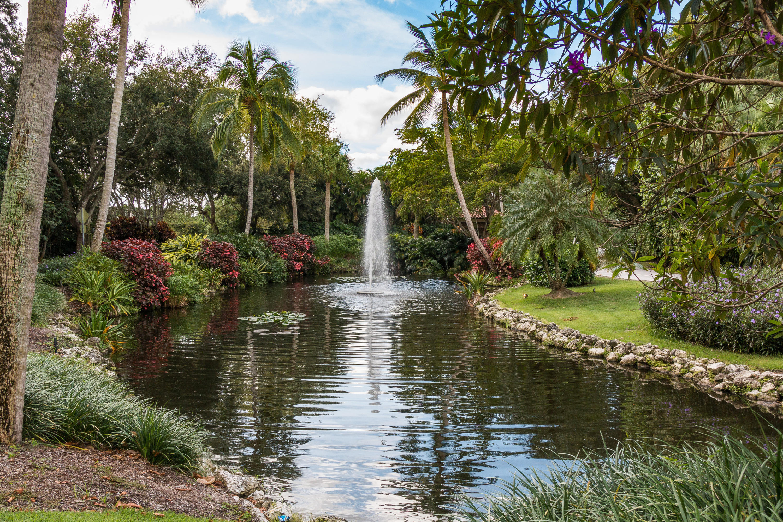 Entrance to Palm Beach Polo Club