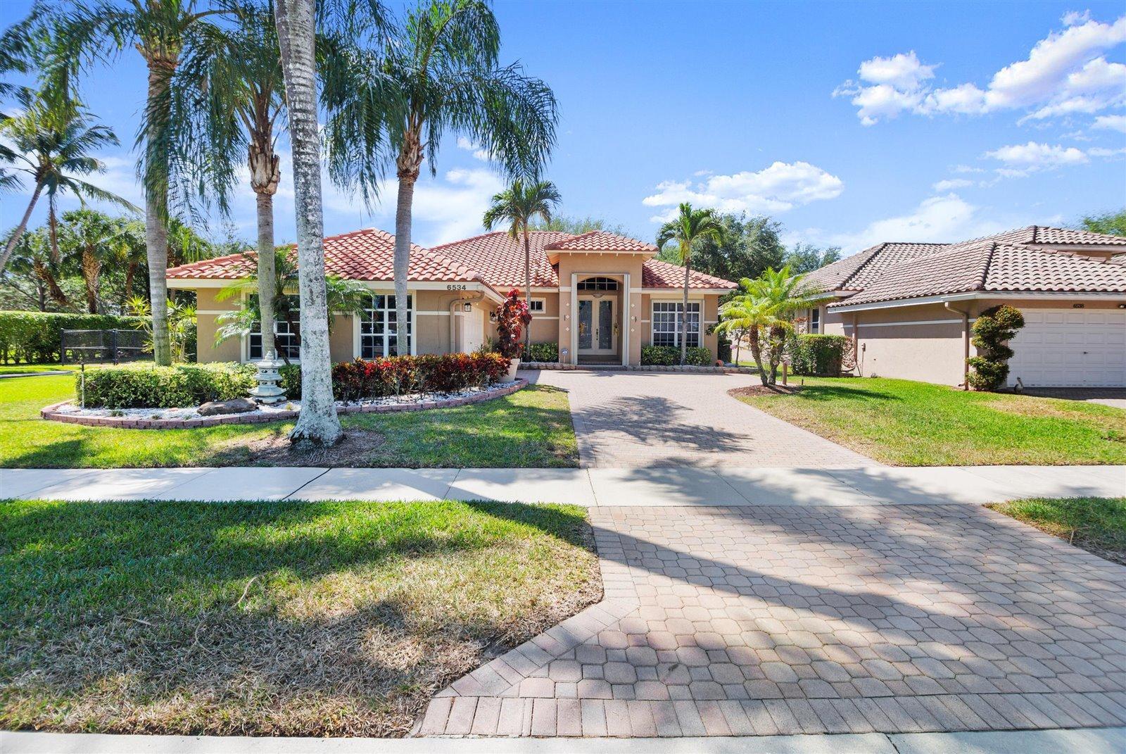 Home for sale in Sandhurst Boynton Beach Florida