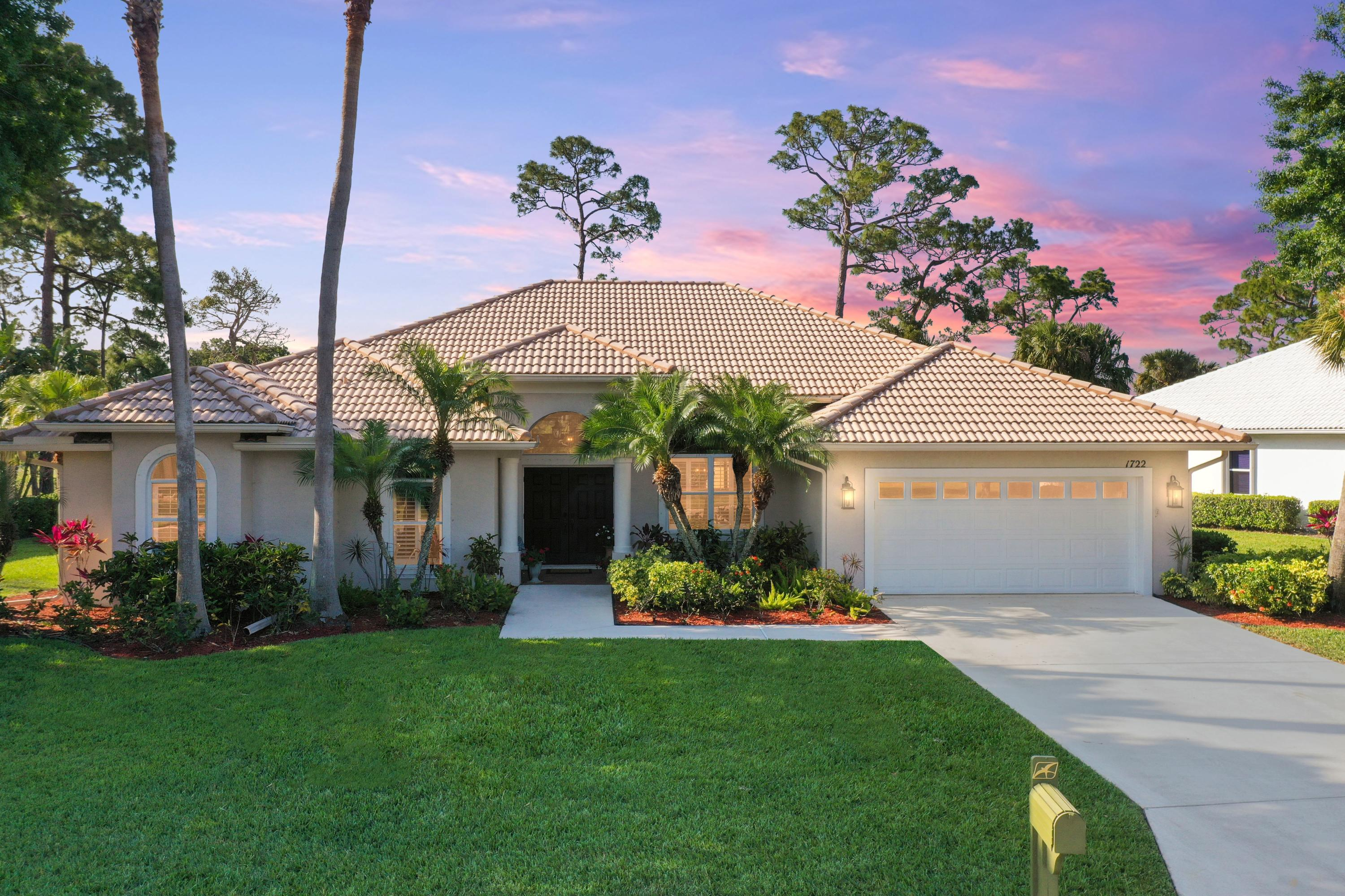Home for sale in Country Club Estates Port Saint Lucie Florida