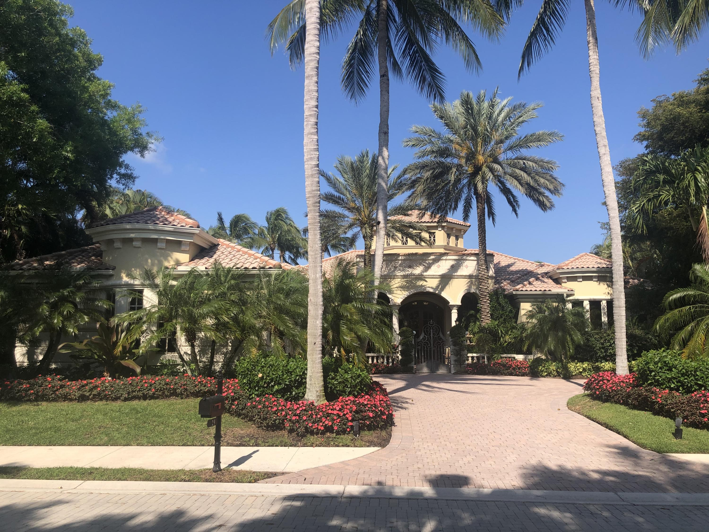 Home for sale in St Thomas Palm Beach Gardens Florida