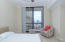 2nd Bedroom offers private balcony
