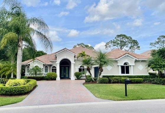Home for sale in POD 32 AT THE RESERVE, PUD III, SPYGLASS Port Saint Lucie Florida