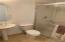 FULL BATH WITH WALK IN SHOWER ON 1ST FLOOR
