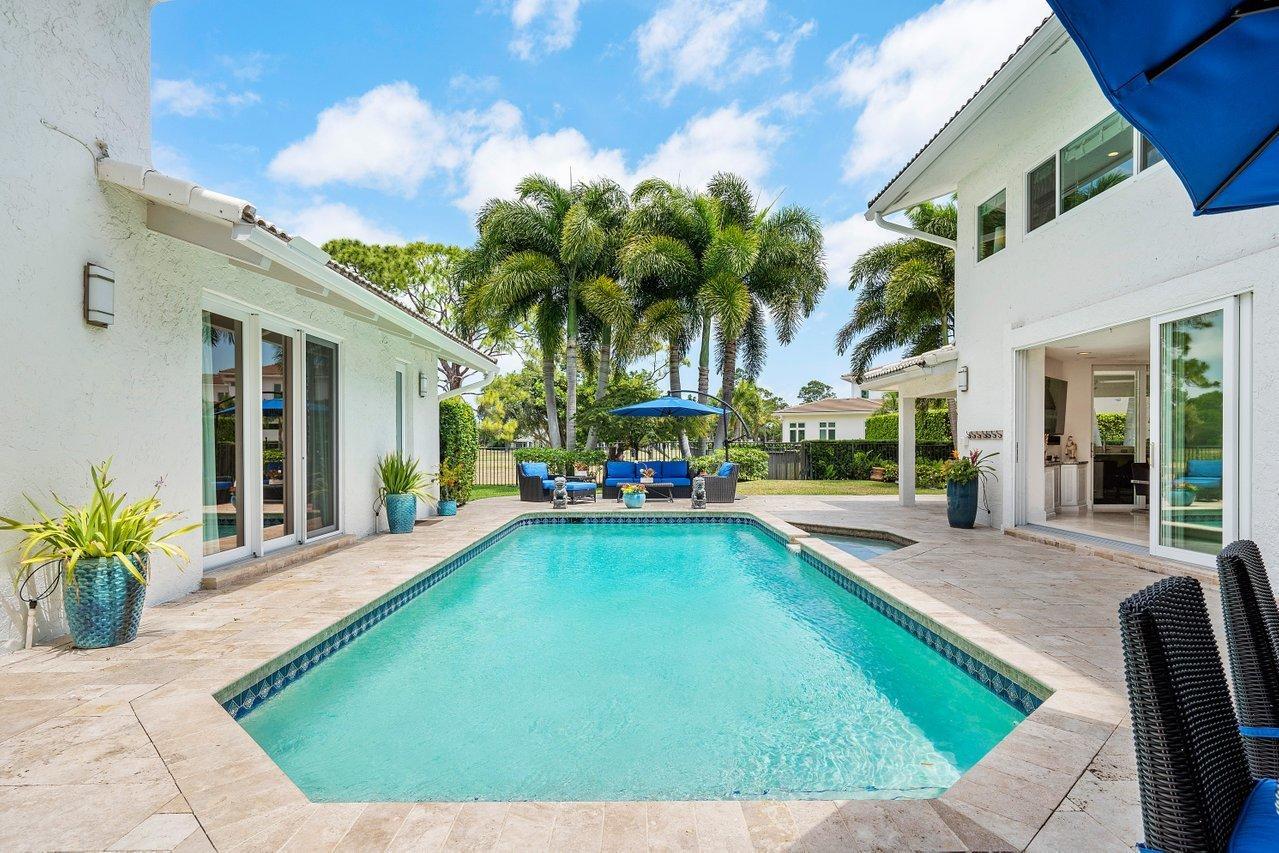 Home for sale in Boca Bath and Tennis Boca Raton Florida