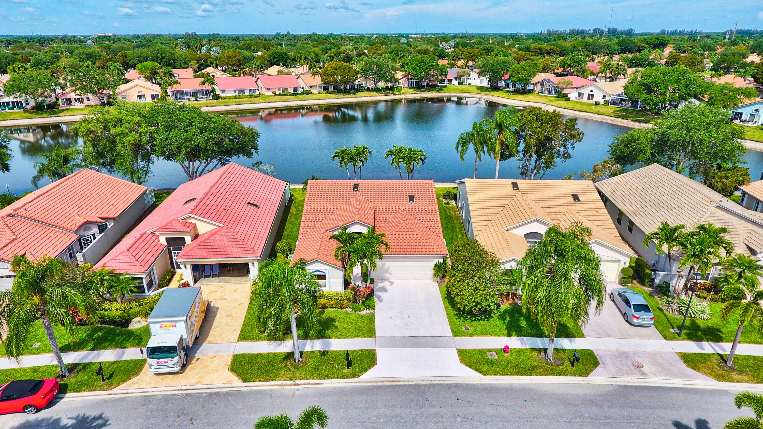 9629 Harbour Lake Circle  Boynton Beach FL 33437