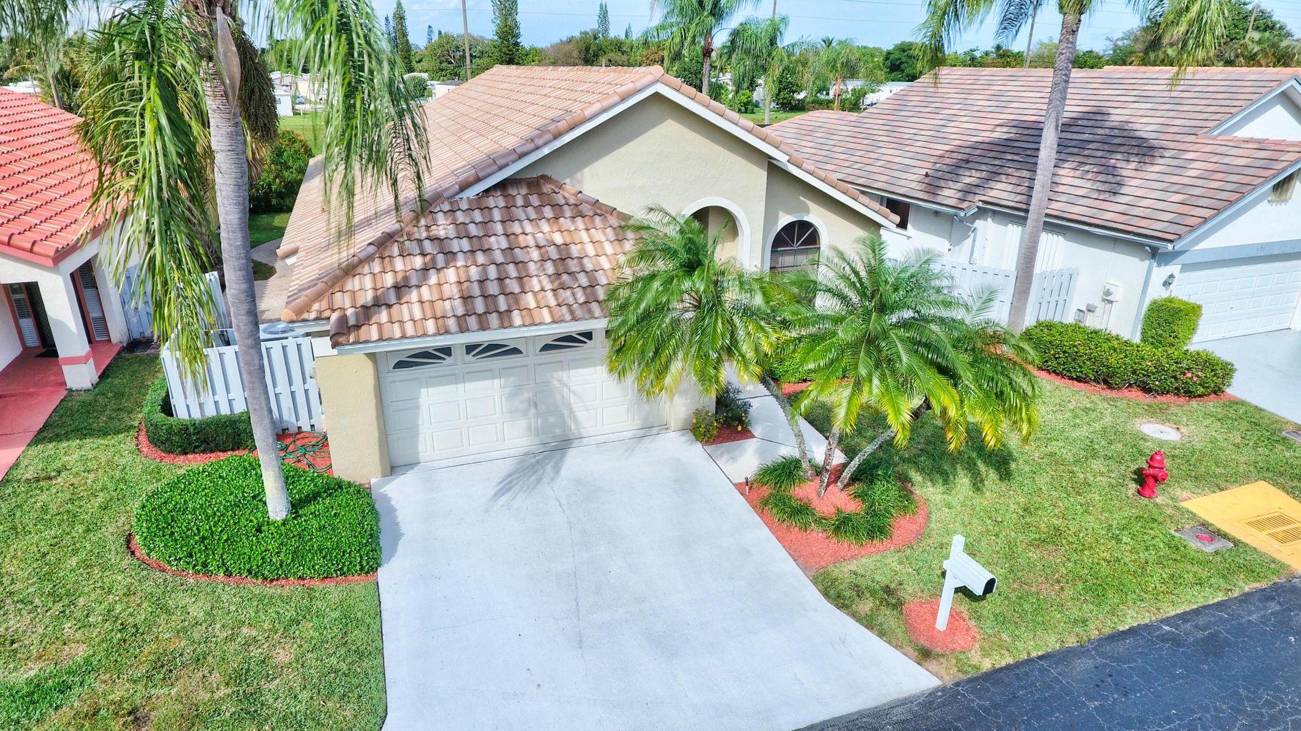 Home for sale in Citrus Glen / Executive Est Boynton Beach Florida