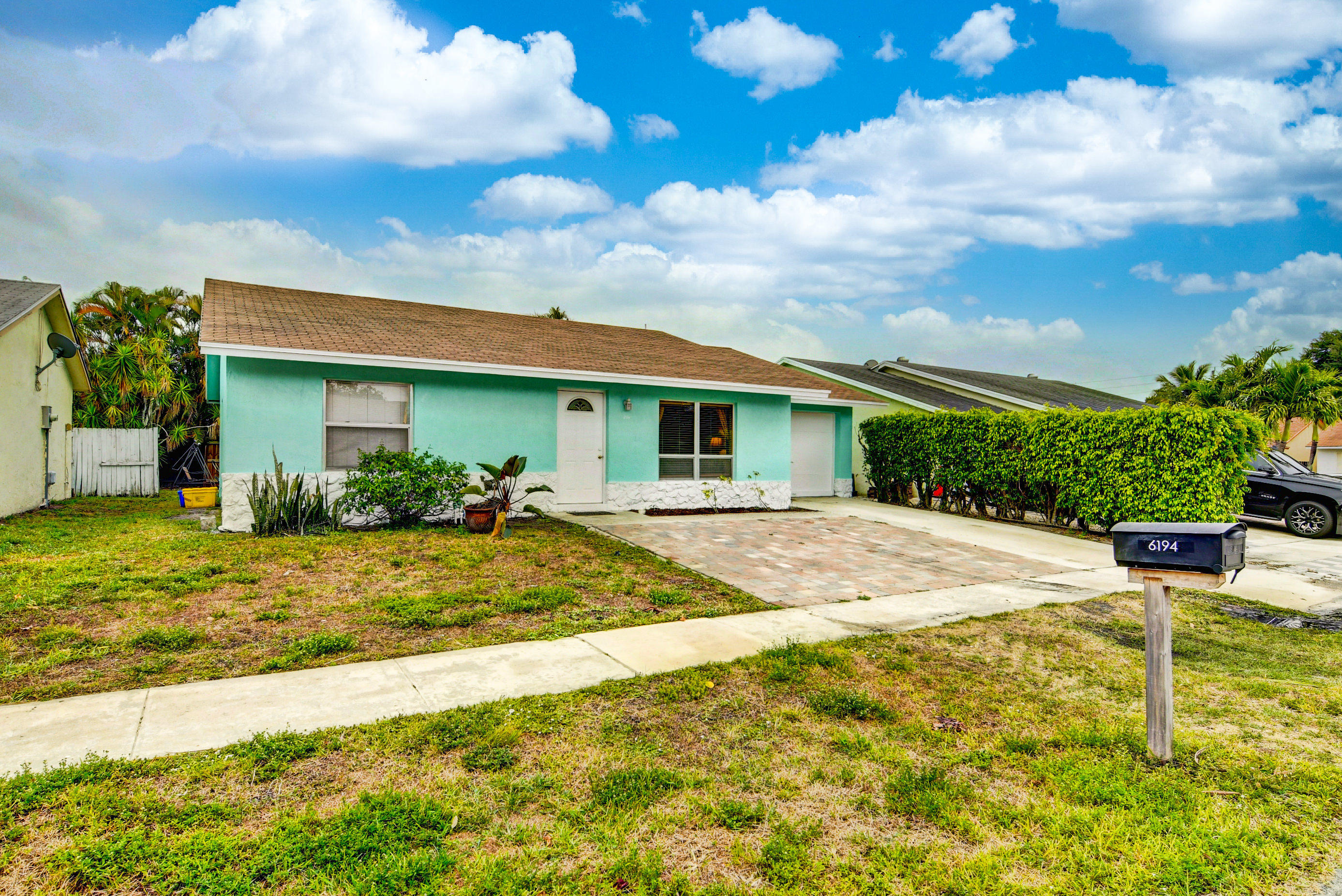 Home for sale in HOMES OF LEES CROSSING 9 Lake Worth Florida