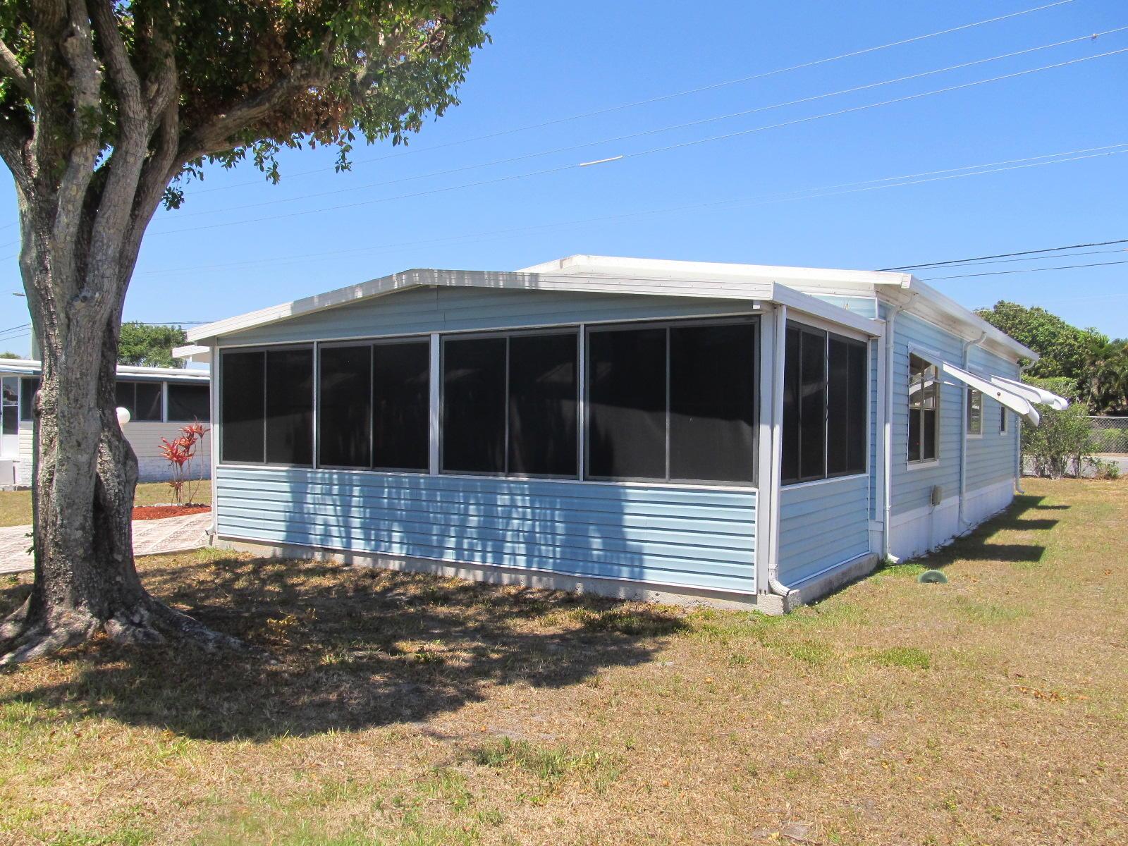 Home for sale in JAMAICA BAY MOBILE HOME CO OP Boynton Beach Florida