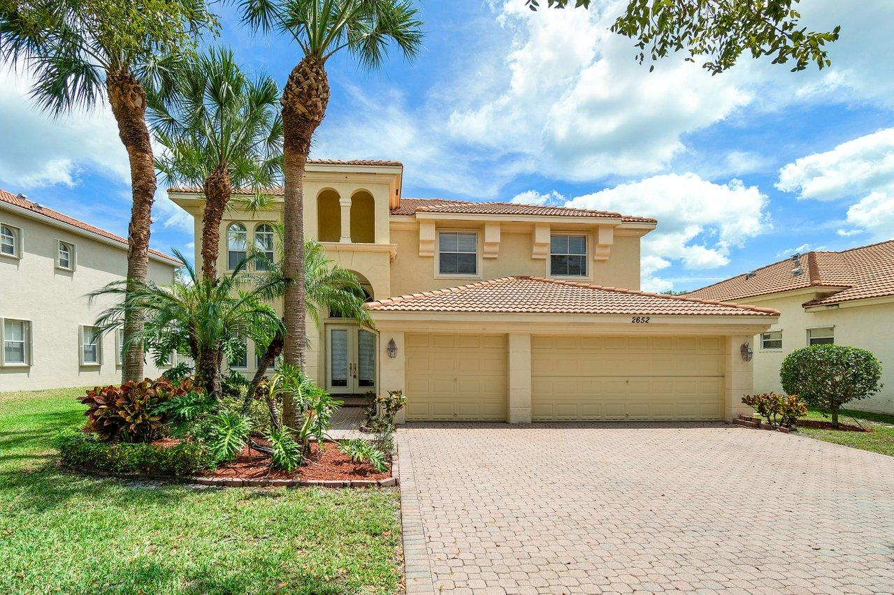 Home for sale in Danforth Wellington Florida