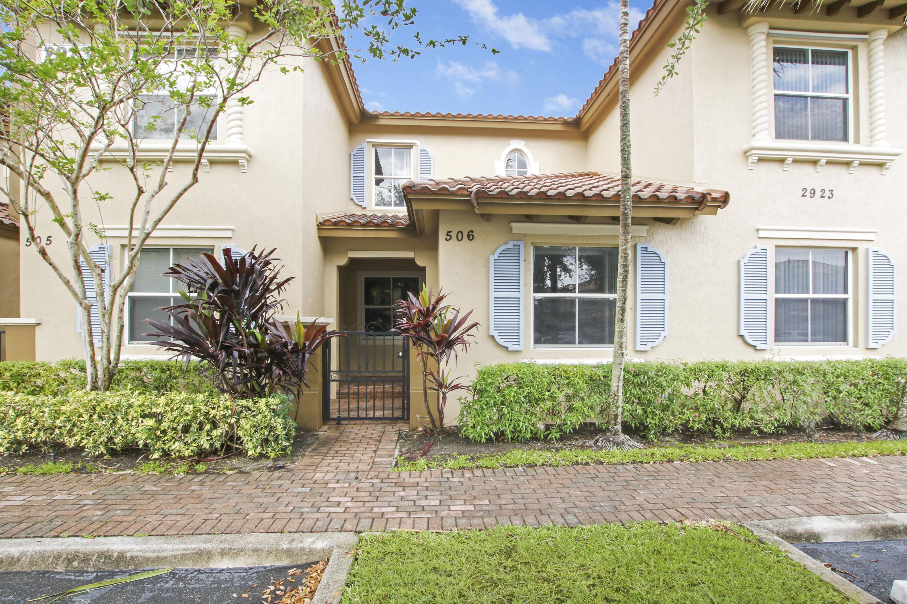 2923  Hope Valley Street 506 For Sale 10707739, FL