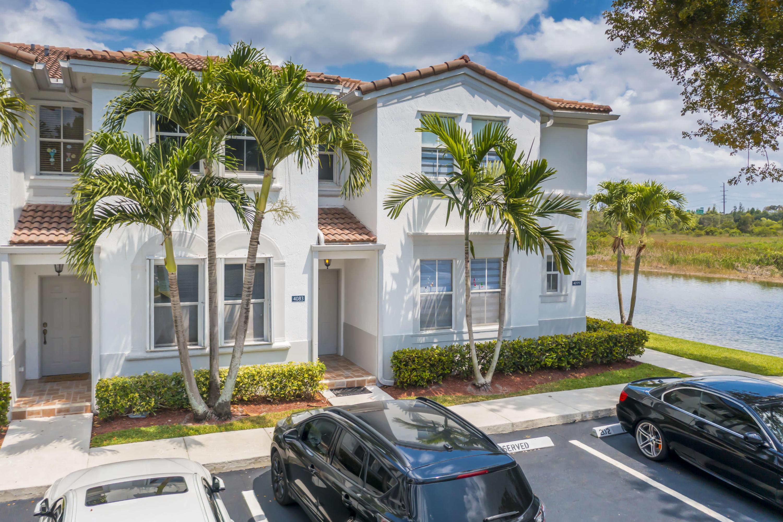 Home for sale in VILLAS AT NAUTICA Miramar Florida