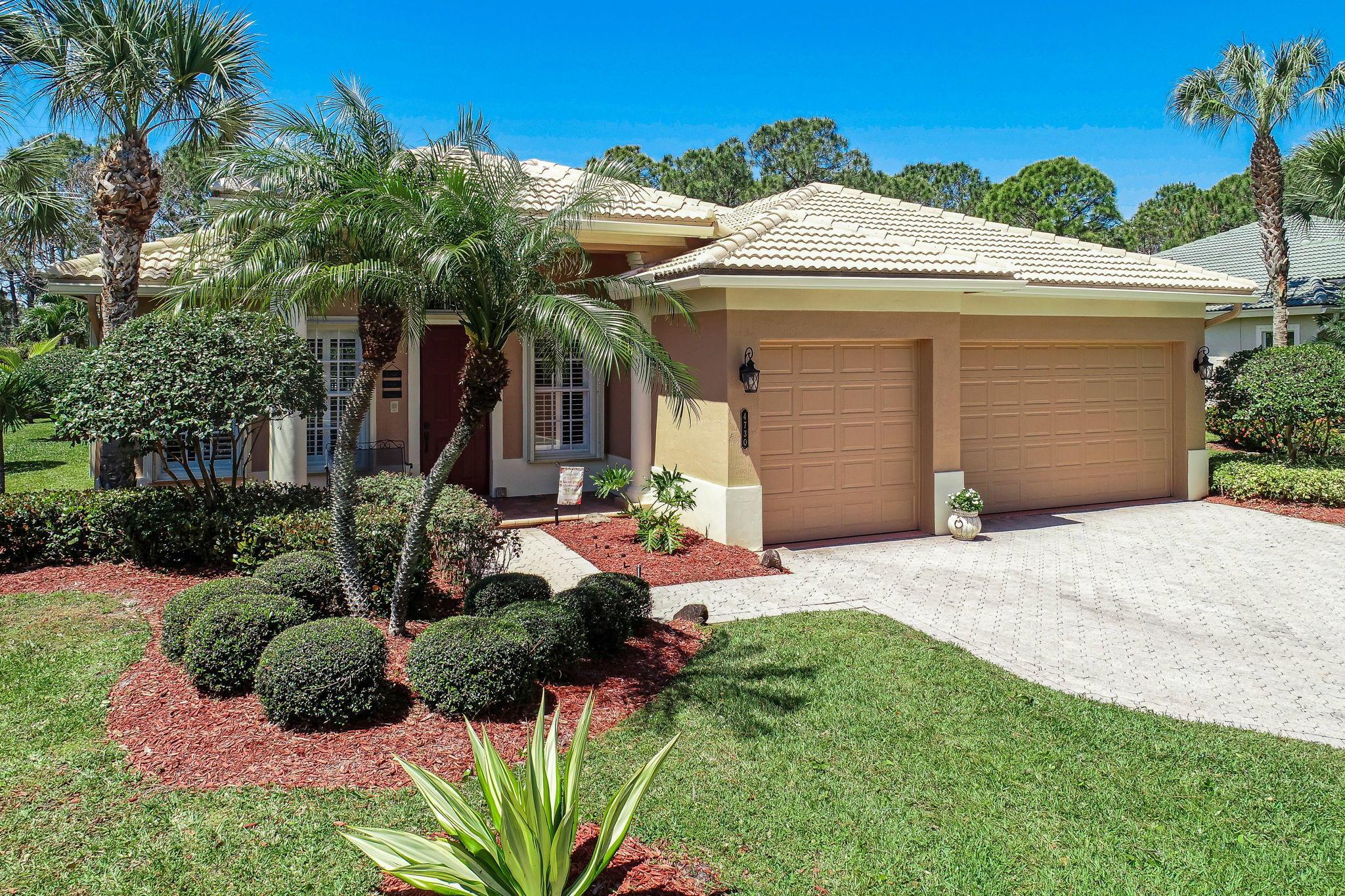 4730 SW Hammock Creek Drive Palm City, FL 34990
