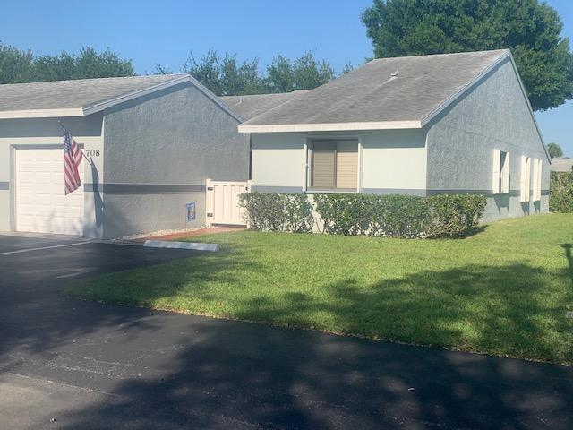 Home for sale in The Arbours West Palm Beach Florida
