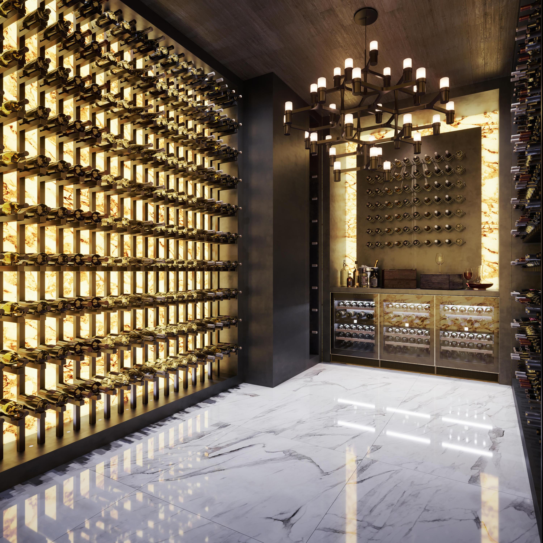 Wine Closet or Den