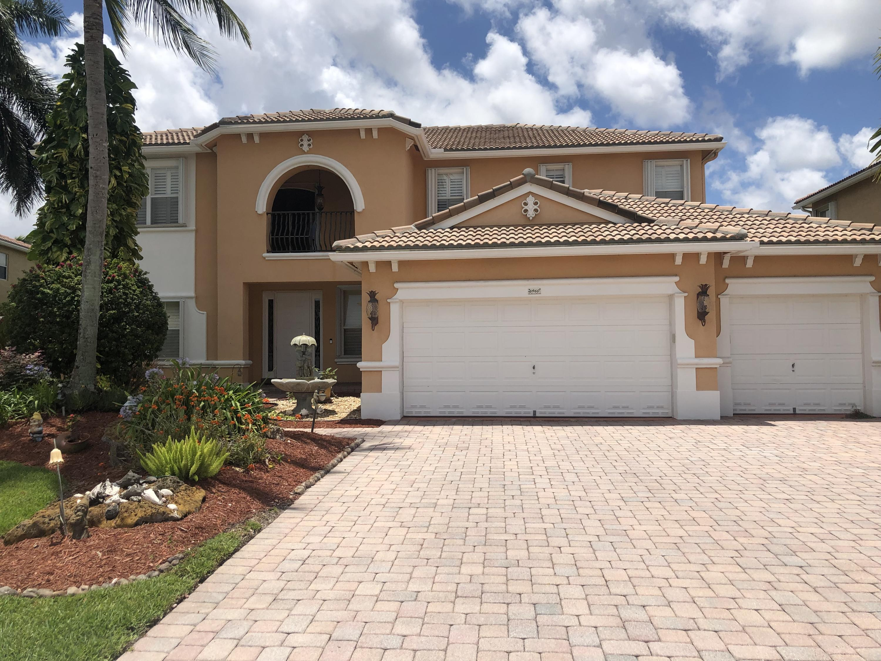 Home for sale in Journey's End Lake Worth Florida
