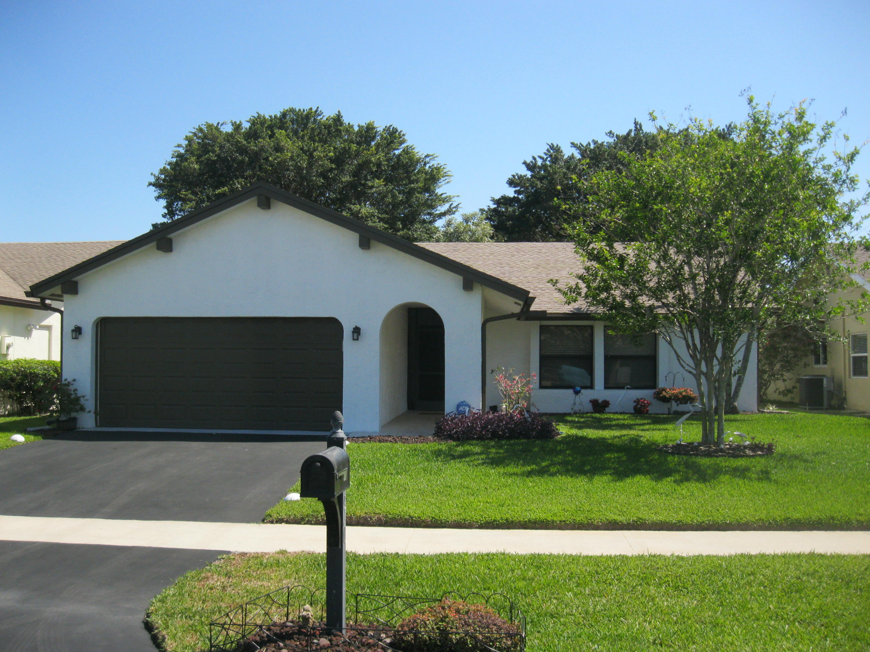 Home for sale in BOCA CHASE SEC 2 Boca Raton Florida