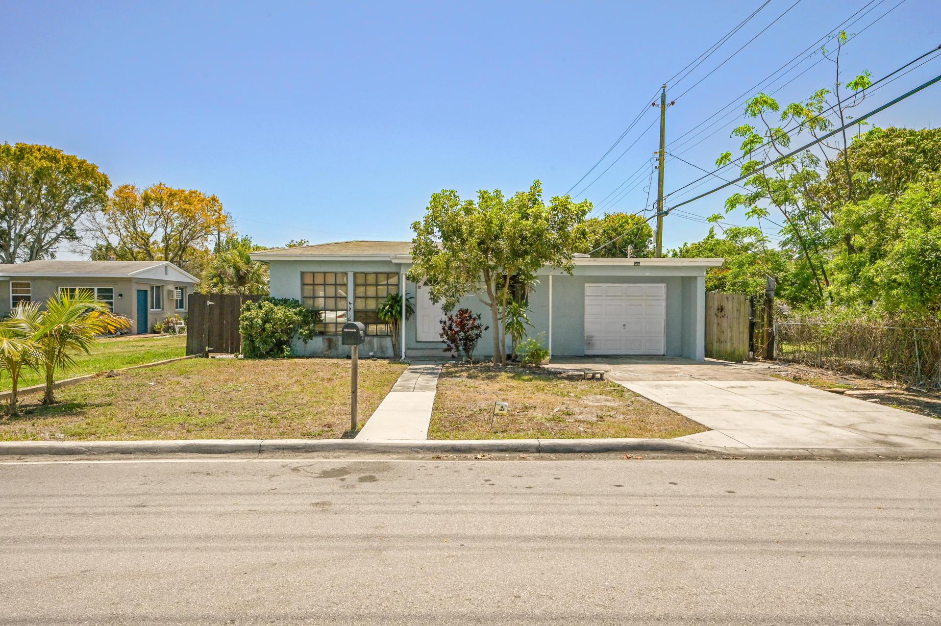 Home for sale in LAKE WORTH HEIGHTS Lake Worth Beach Florida