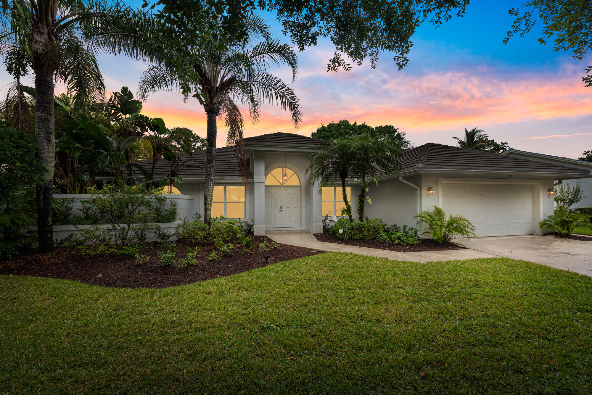 Are you ready to call Jupiter home? This conveniently located pool home in The Shores is waiting for you to make it your own. I could write a book about this property but you should really just call your agent for a private showing before this home is sold.