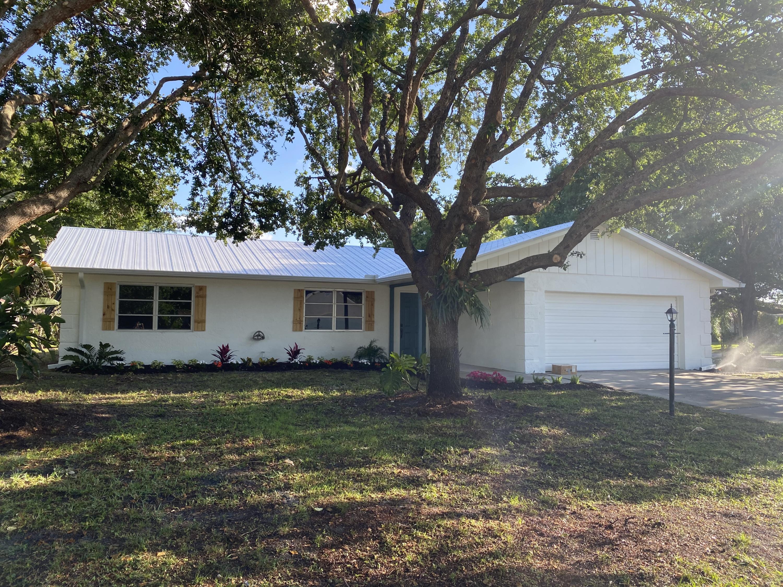 Home for sale in JENSEN PARK ESTATES PHASE ONE Jensen Beach Florida