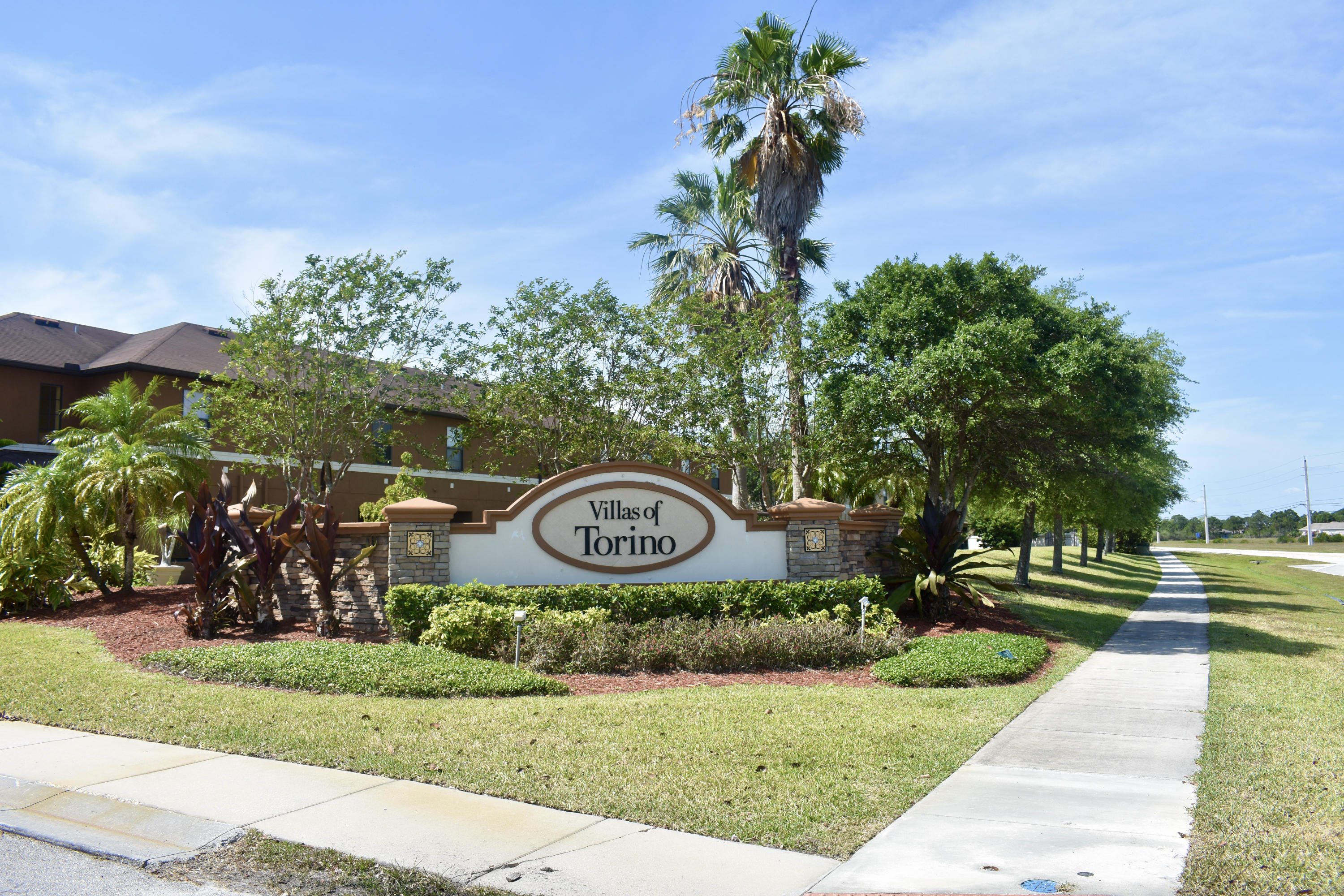 Home for sale in CAMBRIDGE TOWNHOMES Port Saint Lucie Florida