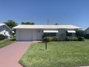 98 SW 15th Court, Boynton Beach, FL 33426