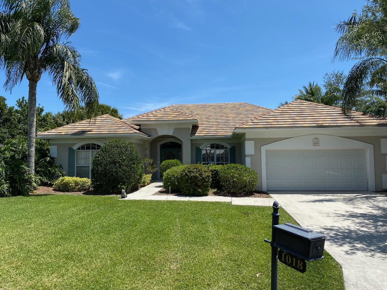Home for sale in GARDENS HUNT CLUB Palm Beach Gardens Florida