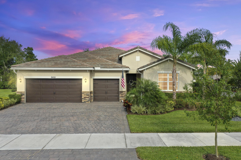 2451 SW Berry Park Circle Palm City, FL 34990