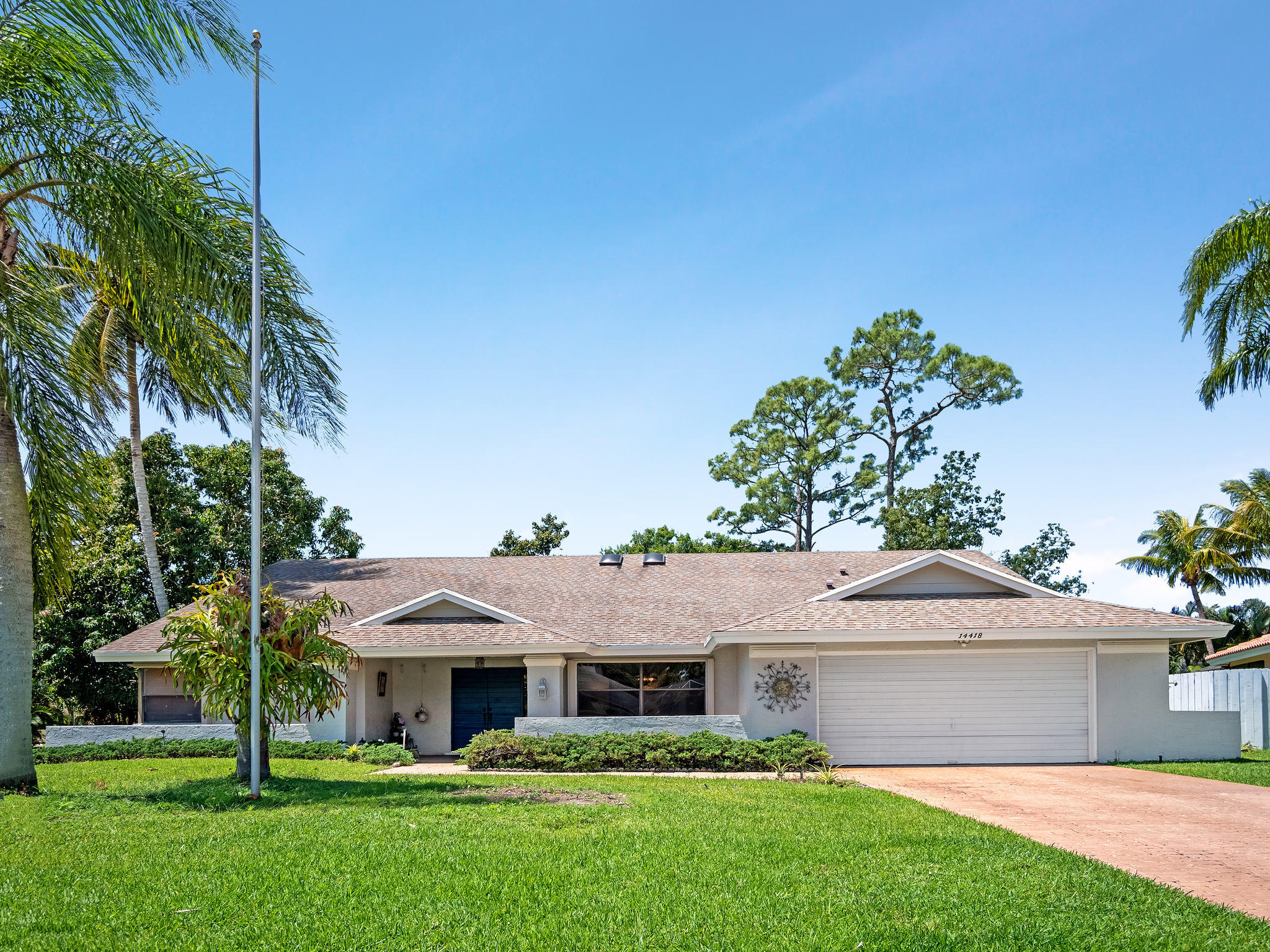 14418 Blackberry Drive  Wellington FL 33414