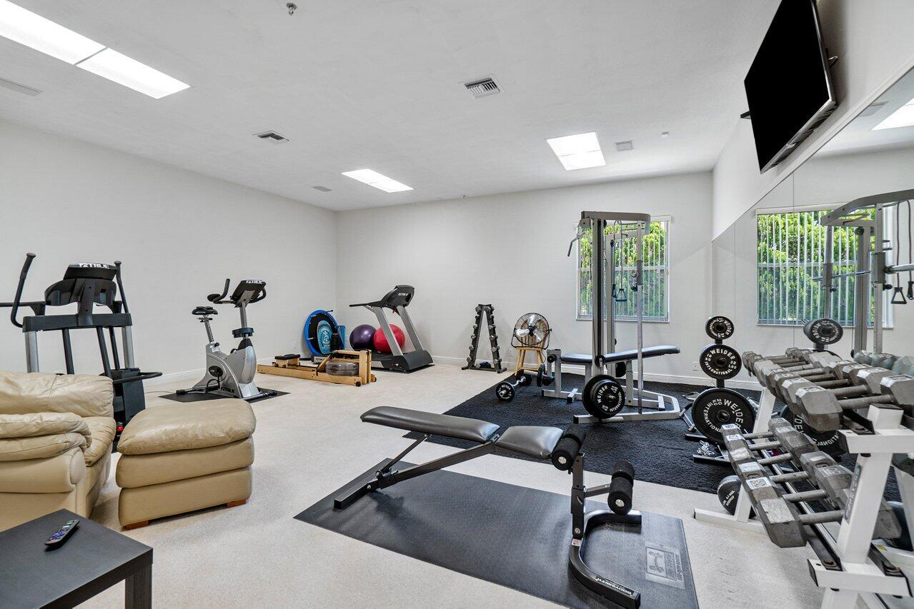 Gym Guest House