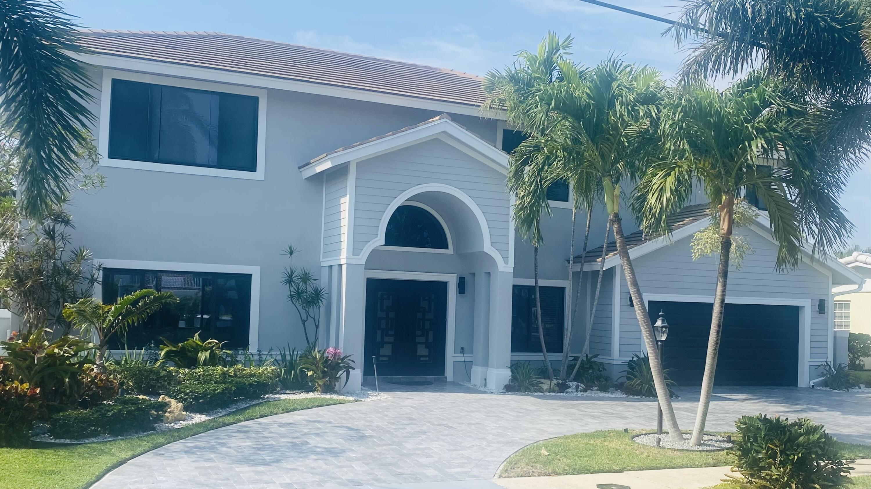 Home for sale in CORAL KEY VILLAS 5TH SEC Lighthouse Point Florida