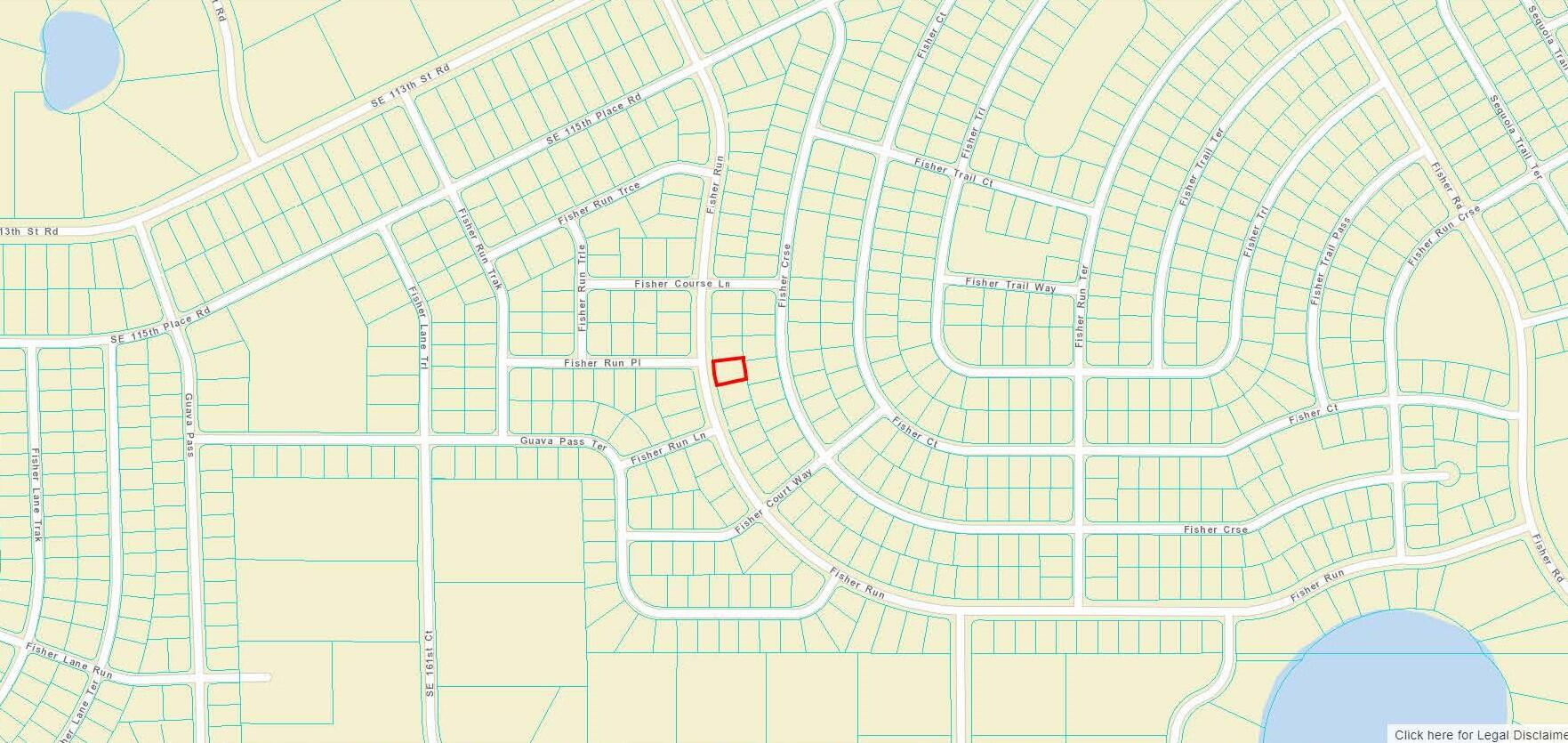 Listing Details for Xxx Fisher Run, Silver Springs, FL 34488