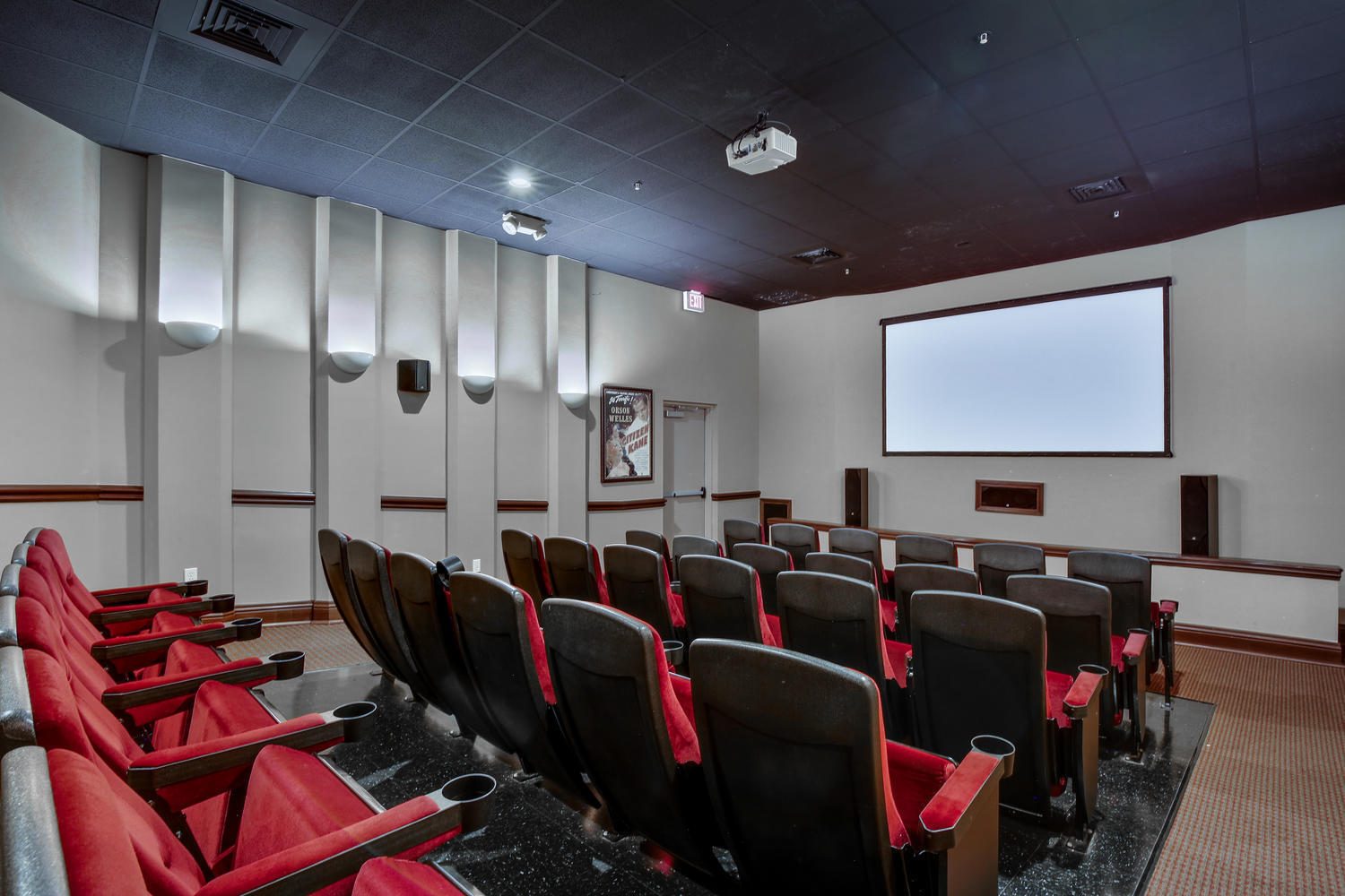 picture it sold  mls approved theatre  -